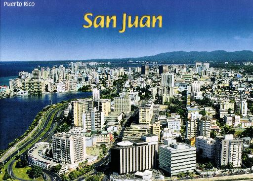 ¿Cuál es la capital de Puerto Rico?