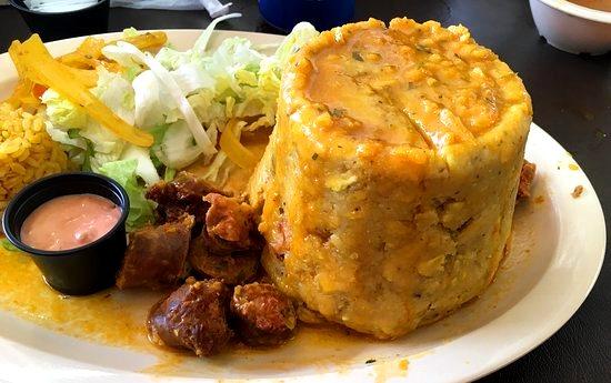 ¿Cuál es la comida típica de Puerto Rico?