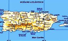 Límites geográficos de Puerto Rico