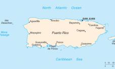 Principales ciudades de Puerto Rico