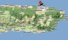 ¿Cómo se formó la isla de Puerto Rico?