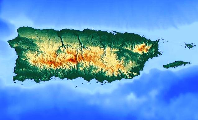 Características principales de Puerto Rico