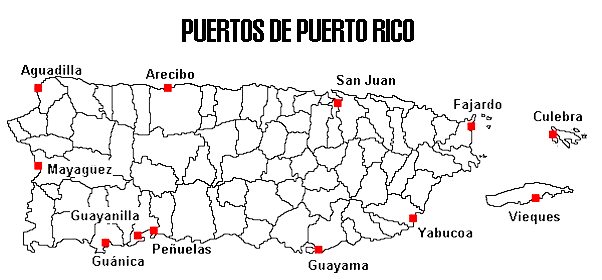 Puertos de Puerto Rico